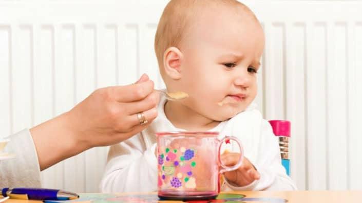 Teething-Baby: Refusing to eat and night waking